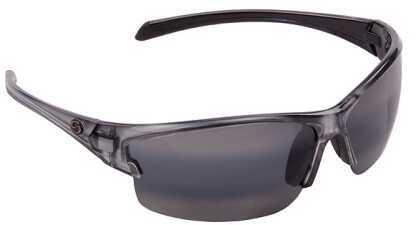 Strike King Lures Strike King Polarized Sunglasses S11 Grey/Clr Silv Met 2 Tone SG-S1152