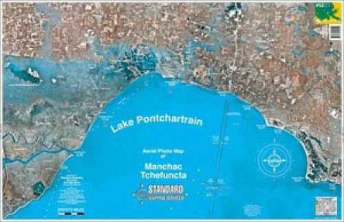 Standard Map Standard Laminated Map North Shore-Manchac/Tchefuncta Md#: M052