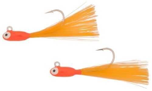 H&H Lure Speckline Mag Redfish Rig 1/4 Orange-Orange Ind Pak 12bx IMRFR80-03