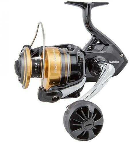 Shimano Socorro Sw Reel Spinning 4bb+1rb 4.9:1 185/20 Model: Soc8000sw
