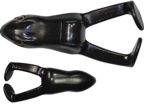 Stanley Ribbit Rigged Top Toad 2pk Black SRFT2-201