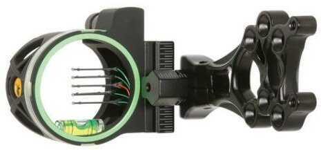 Trophy Ridge Bow Sight Volt 5-pin Rh/lh Black Model: As109