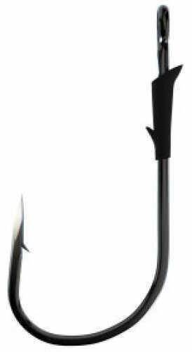 Eagle Claw Fishing Tackle Trokar Flippin Hook Platinum Black 4Pk 3/0 Md#: K130-3/0