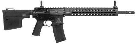 "Troy Industries AR-15 5.56mm CQB SPC A4 Carbine Black Finish 16""Barrel Semi Automatic Rifle"