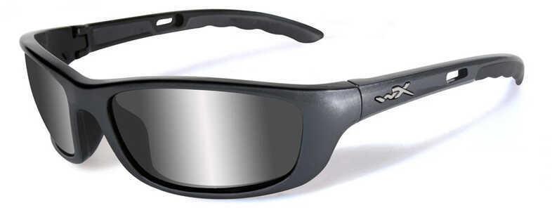 Wiley X Inc. Wiley X Sunglasses P-17 Silver Flash/Gunmetal Grey Md: WP-17T