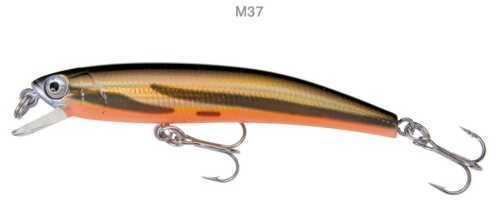 Yo-Zuri America Yozuri Pin's Minnow 1/8oz 2-3/4in Gold Flame F1015 M37