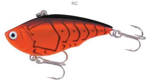 Yo-Zuri America Yozuri Rattlin Vibe 5/8oz 2-1/2in Red Crawfish F1019 RC