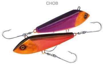 Yo-Zuri America Yozuri Sashimi Bonita 4-5/8oz 6-3/4in Chameleon Orange F1057 CHOB