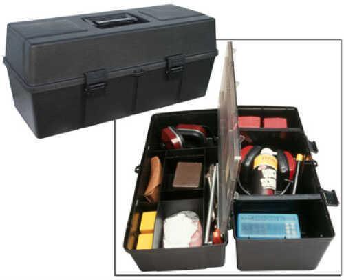 MTM Shooter's Accessory Box (Black) A-760-40