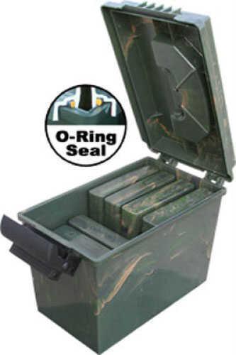 "MTM Sportsmen's Dry Box O-Ring Sealed 14x7.5x9"" Wild Camo SDB-0-09"