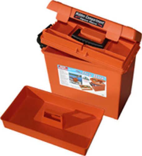 "MTM Sportsmen's Plus Utility Dry Box O-Ring Sealed 15x8.8x13"" Orange SPUD2-35"