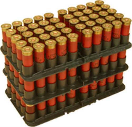 MTM Shotshell Trays 50 Round 20 Gauge fits SF & SD & S-100 Black ST-20-40