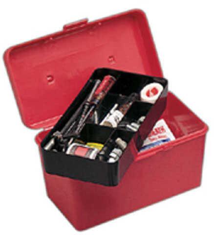 "MTM Shooter Tool Box Mini 7.8x4.5x4.7"" Red STB-1-30"