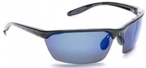 NATIVE EYEWEAR Native Polorized Eyewear Sprint Iron/Blue Reflex Md: 130300519