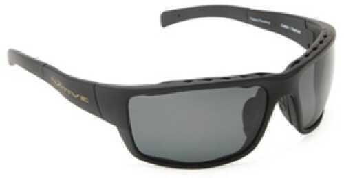 NATIVE EYEWEAR Native Polorized Eyewear Cable Asphalt/Gray Md: 131302502