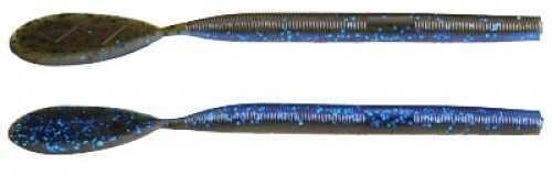 Netbait Thumper Worm 12 per bag Okeechobee Craw Md#: 49266
