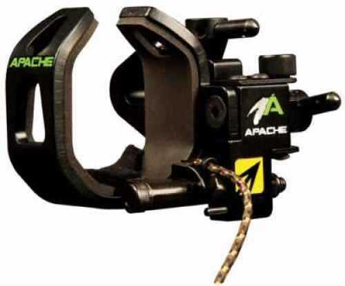 New Archery Arrow Rest Apache R/H Black Micro Drop-Aw 60-940
