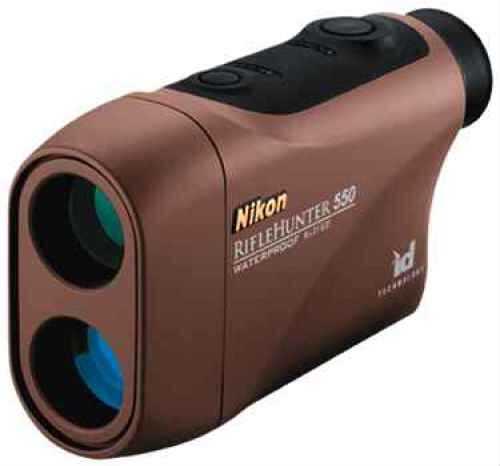 Nikon Riflehunter 550 Rangefinder Laser-550 Brown 8367