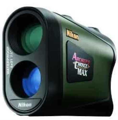 Nikon Archers Choice Max Rangefinder w/ID Tech & APG Camo Case 8376