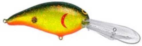 Norman Lures Norman Deep Little N 3/8 Gel-Chartreuse/Black Md#: DLN-121WM