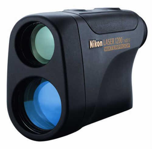 Nikon Laser Rangefinder Laser 1200 Monarch Gold 8358