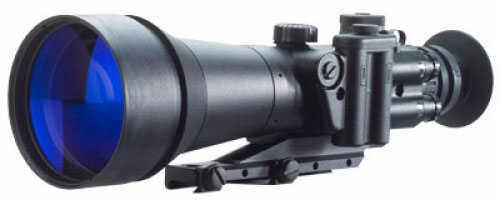 Night Optics USA Night Optics D-760 Night Vision Scope 3rd Gen 6x 165mm 420 ft @ 1000 yds NS7603G