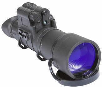 Armasight Avenger SD Night Vision Monocular 3X 3.5-7 Gen 2 Black 0.65 lbs NSMAVENGE32GDS1