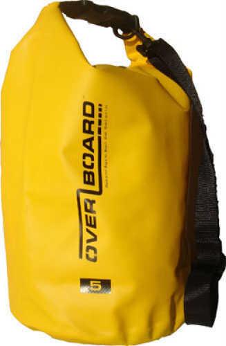 Overboard 5 Liter Deluxe Waterproof Dry Bag - Yellow OB1001Y