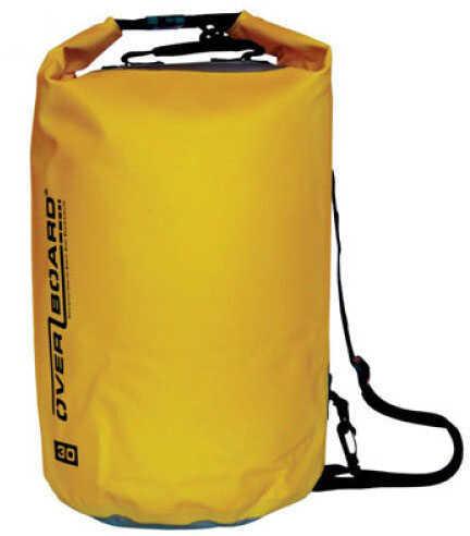 Overboard Waterproof Deluxe Dry Tube Bag 30 Liter Yellow