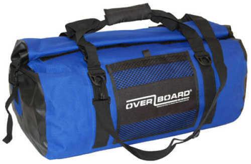 Overboard Waterproof Duffel Bag 3,500 Cubic Inches (60L) - Blue OB1012B