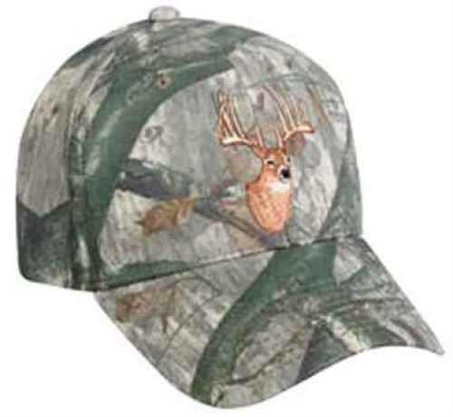 Outdoor Cap Designer Cap Deer Head Logo MO-Treestand HT15B