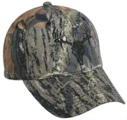 Outdoor Cap Designer Cap Deer Skull Break-Up Camo HT28C