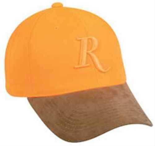 Outdoor Cap Remington Logo Cap Orange/Camel 1-Size RM15L