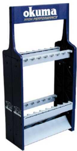 Okuma Abs Rod Rack Holds 16 Rods Md#: RR-B1
