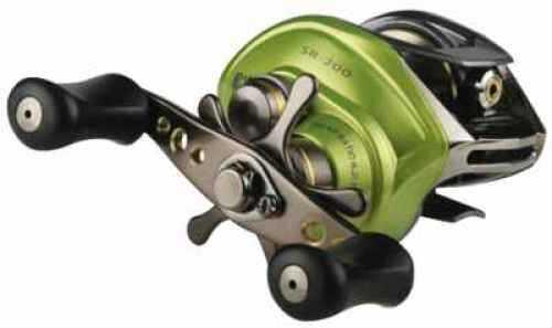 Okuma Serrano Low Profile Reel Baitcast 10+1 6.2:1 130/12# Size 6.2:1 - Wide Spool SR-200W