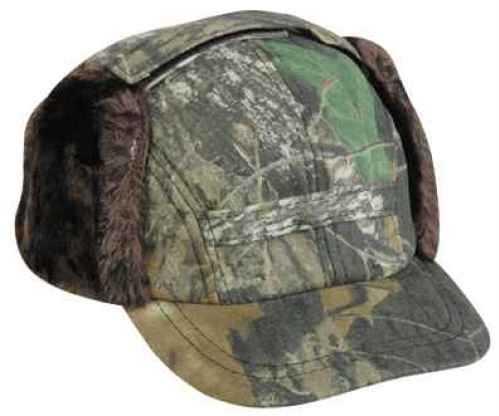 Outdoor Cap Fur Earflap Cap New Break-Up Camo 1-Size T200EXBU