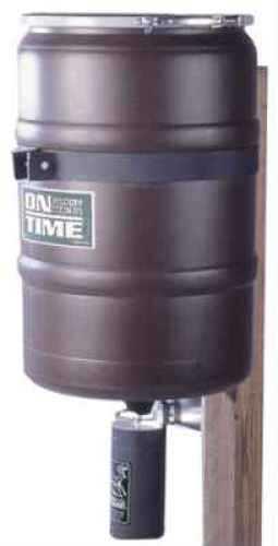 On Time Wildlife Feeders On Time Fish Feeder Lifetime Timer/Barrel/Bracket 50002
