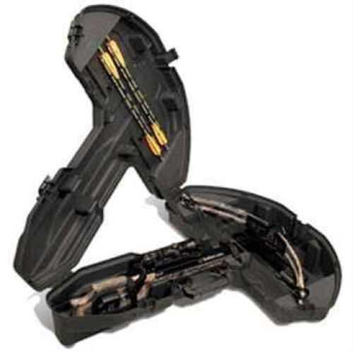 Plano Crossbow Case Bow-Max Black Single Bow 1131-00
