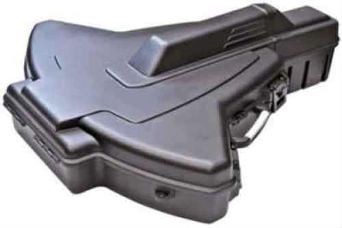 Plano Crossbow Case Manta Black Adjustable Single Bow 1133-00