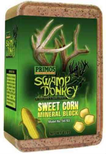 Primos Swamp Donkey Attractant Block Sweet Corn Block 4# 58703