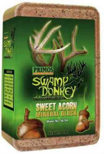 Primos Swamp Donkey Attractant Block Sweet Acorn Block 4# 58704