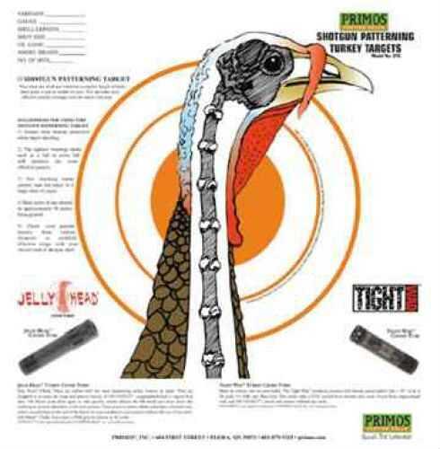 Primos Game Targets Turkey 12/Pack 6041