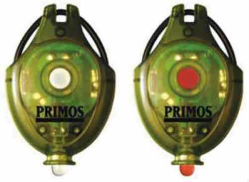 Primos Cap Light 10 Lumens W/Hat Clip 62511