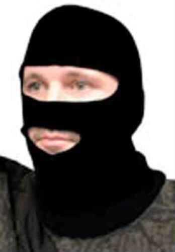 Primos Face Mask Stretch-Fit Full Hood Black 6748