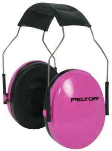 Peltor Jr Muffs Pink 97022