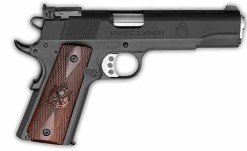 Springfield Armory 1911 45ACP Range Officer Parkerized Finish Adjustable Rear Target Sight Semi Automatic Pistol