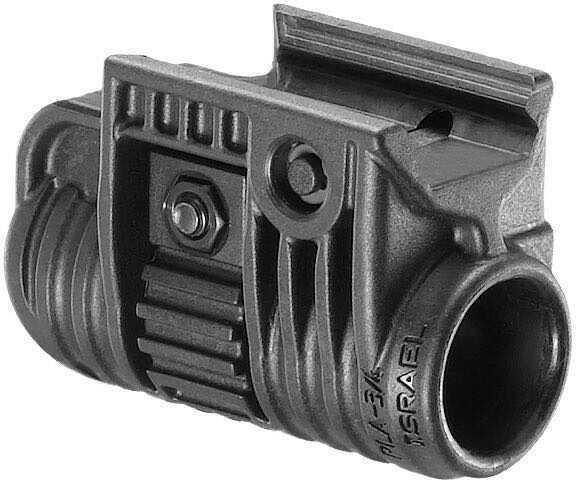 "Mako Group Tactical Light Or Laser Adapter - 3/4""- Black"