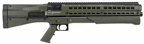 UTAS UTS-15 12 Gauge Shotgun OD Green Finish 15 Round PS1OD1