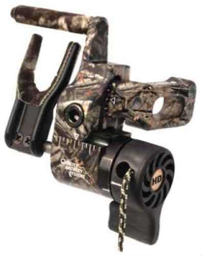 Quality Archery Design Qad Arrow Rest Ultra HD Pro Lost Camo Right Hand QURHDCM