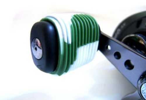 Reel Grip Handle Knob Grip 2pk Green & White Md#: 1146